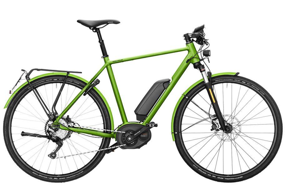 schnelles E-Bike (S-Pedelec)